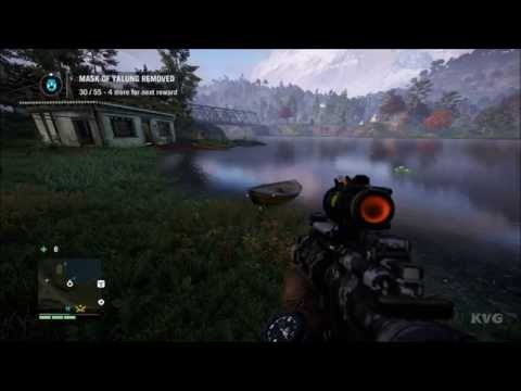 Far Cry 4 - Mask Of Yalung Location - #15 – X:356 Y:440 (PC HD) [1080p]
