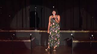 """Kincaid-Gooch Stokeley """"Scars To Your Beautiful"""" Summer 2018"""