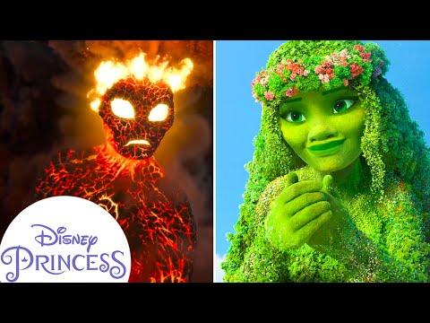 The Biggest Disney Princess Plot Twists! | Disney Princess