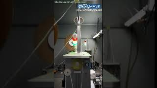 기계 의료 바이러스 메이커 라인을 만드는 귀 루프 마스…