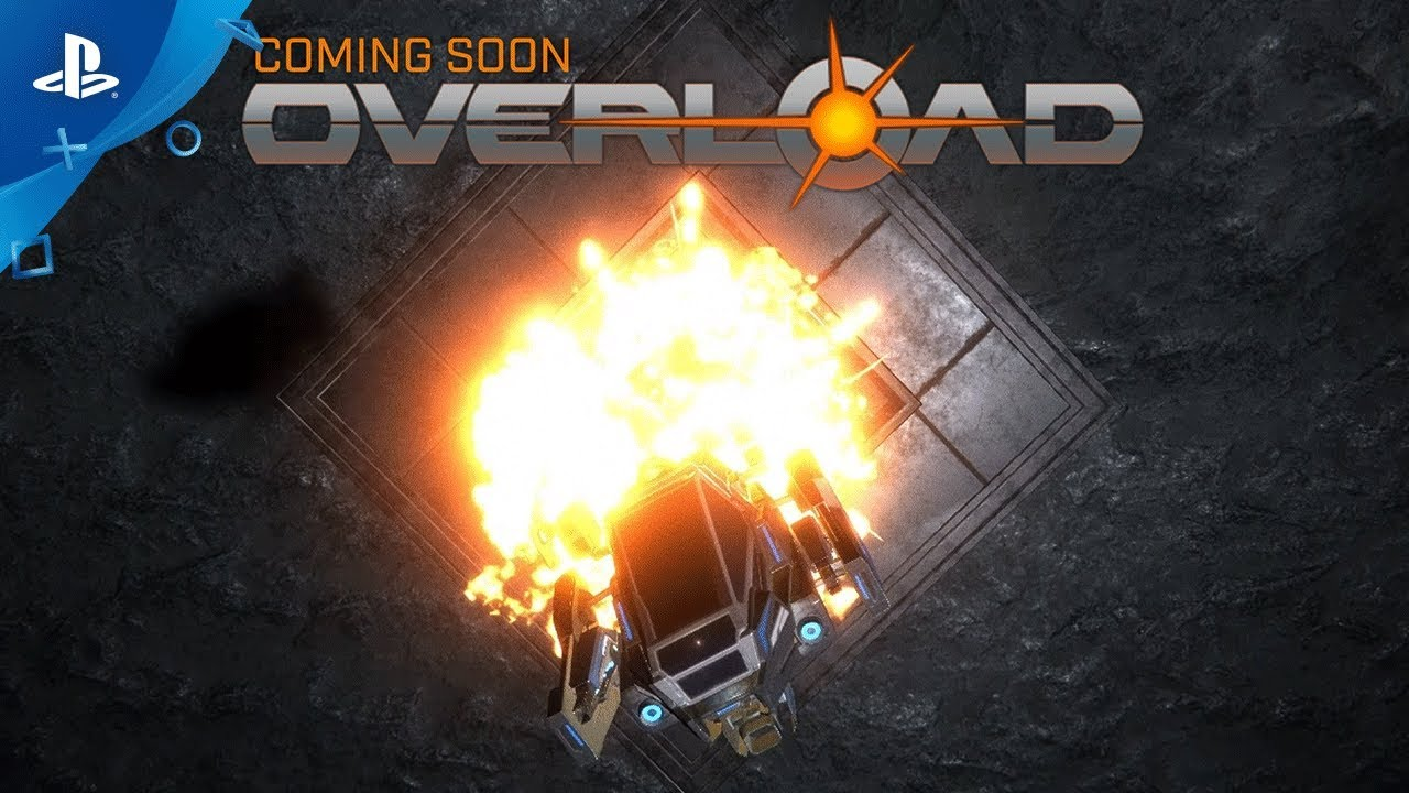 Overload - Coming Soon Trailer | PS4