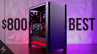 Your Next $800 Gaming/Streaming/VR PC for 2020! + Build Tutorial