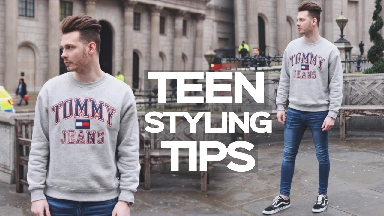 Top Teen Styling Tips To Instantly Upgrade Your Style Mens Fashion 2018 Youtube