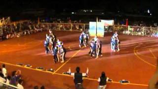 WMSU Palaro 2010 Cheerdance Competition - Dolphins