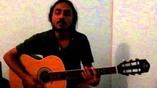 Aalaapanam thedum thaymanam - Ente surya puthriku - ilayaraja - vocal guitar unplugged malaylam