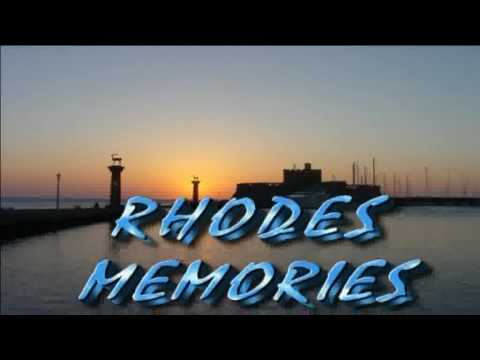 Rhodes Island Rodos Rhodos GREECE (HD-English version)