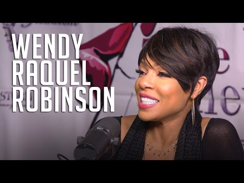 "Wendy Raquel Robinson Shares College Experience At Howard University   + Role On  ""Here We Go Again"""
