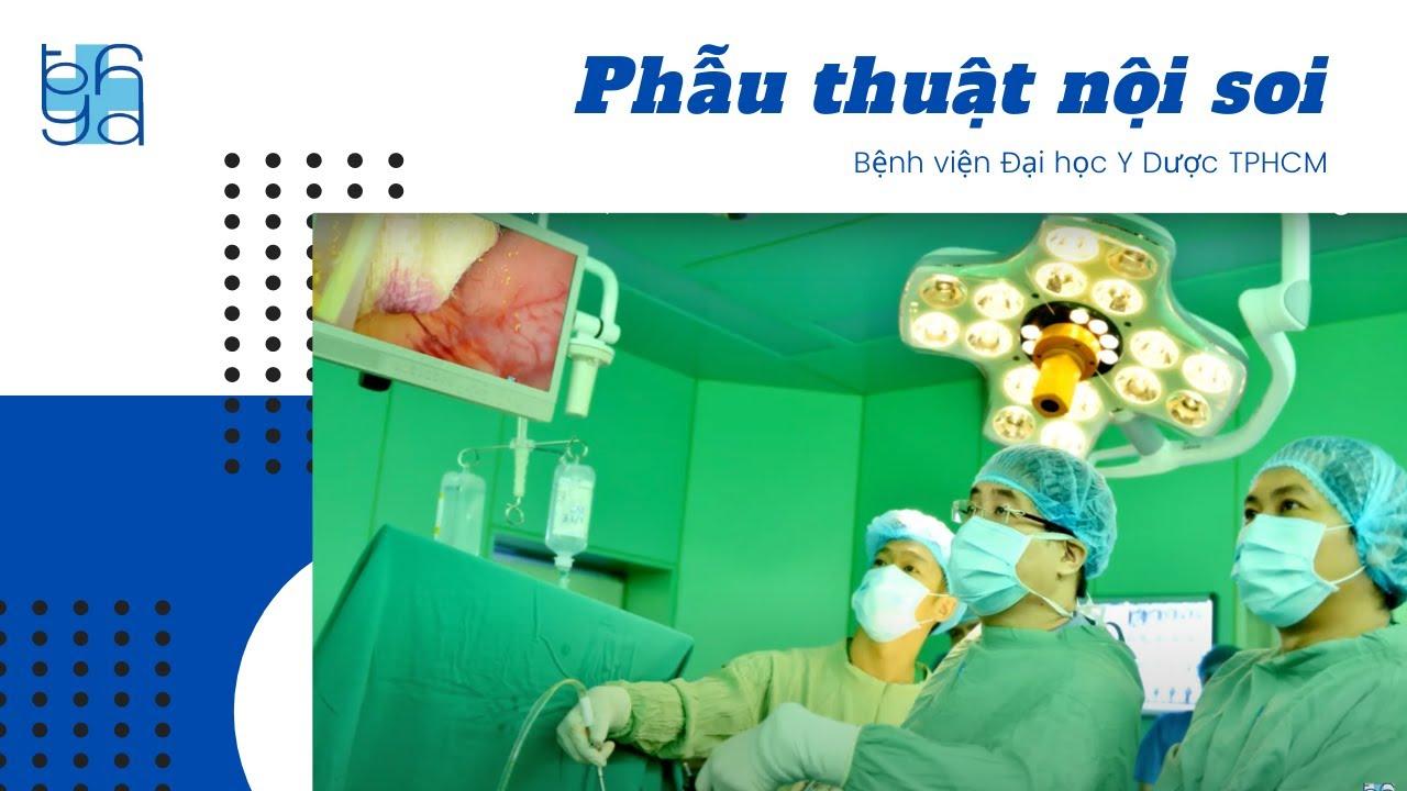 [VIETSUB] Dấu ấn phát triển phẫu thuật nội soi | UMC | Bệnh viện Đại học Y Dược TPHCM