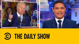 Joe Biden Confuses His Wife For His Sister | The Daily Show With Trevor Noah