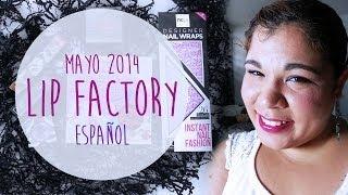 """Lip Factory May 2014 """"Spring has Sprung"""" ESPAÑOL Thumbnail"""