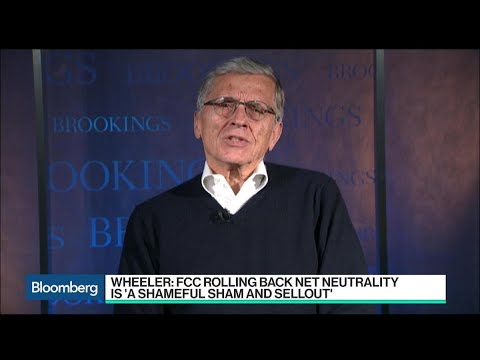 Former FCC Chairman Wheeler Reacts to Net Neutrality Plan Mp3