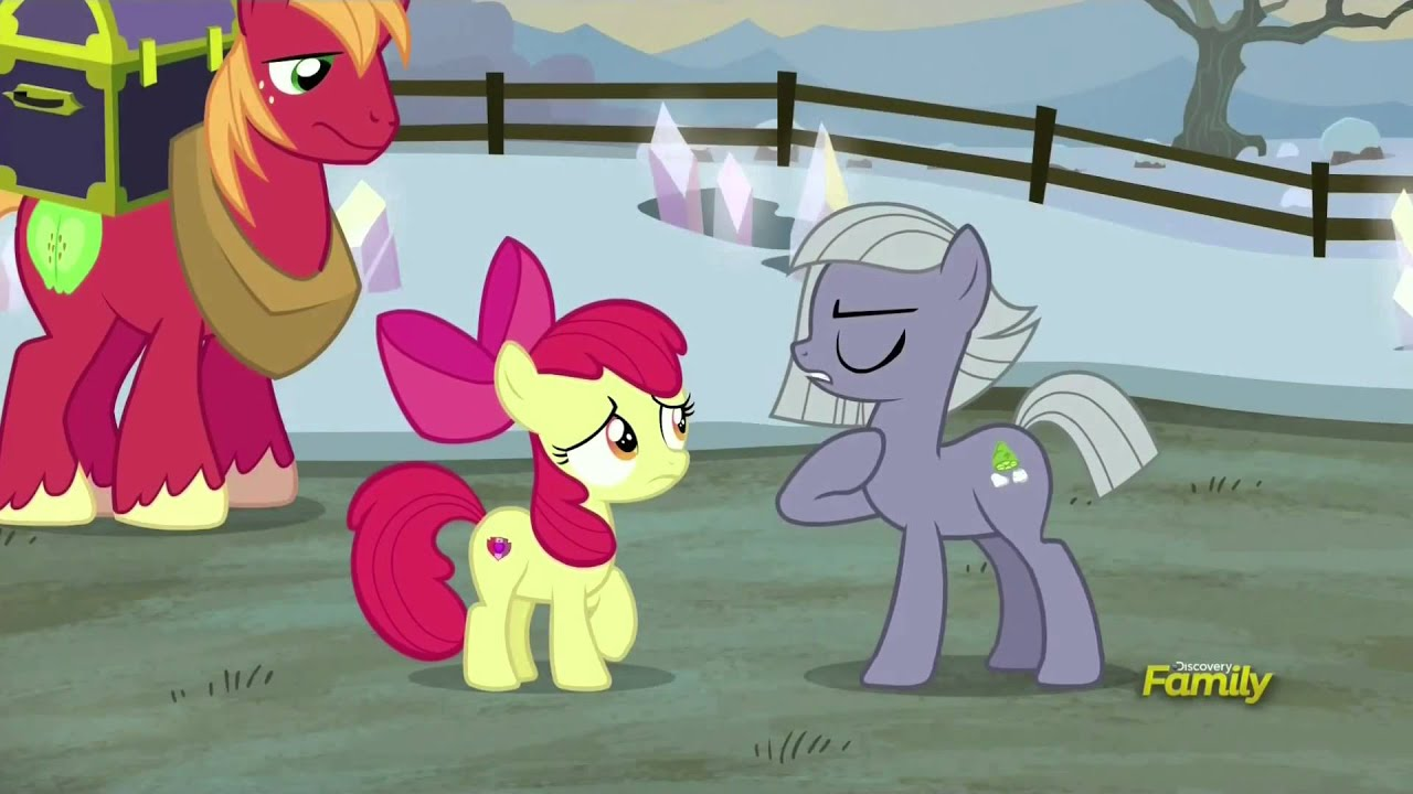 Pinkie Pie introduces her family - Full Scene ...