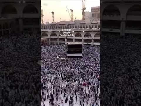 Muslim Pilgrimage Hajj 31st August 2017 (Snapchat Stories)