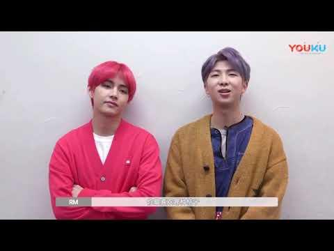 BTS防彈少年團-[#放不下中文會話] 一場關於桔子的討論(?)