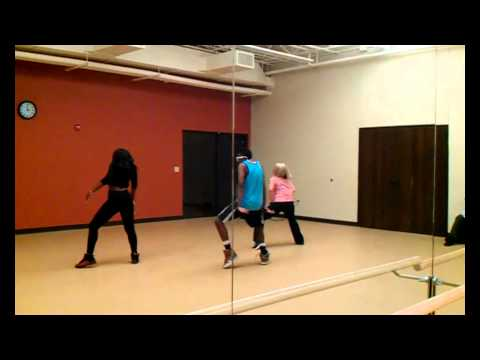 Kenneth Busby from 1UP Studios (Jill Scott So Gone Choreography) Selected Groups