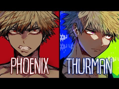 Nightcore - The Phoenix x Uma Thurman (Switching Vocals)