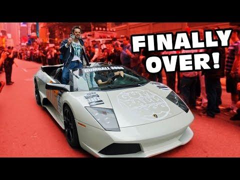 3 Million Dollar Lawsuit From A Gumball 3000 Lamborghini Rental