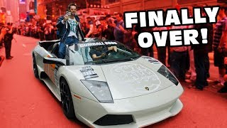 3 Million Dollar Lawsuit From A Gumball 3000 Lamborghini Rental