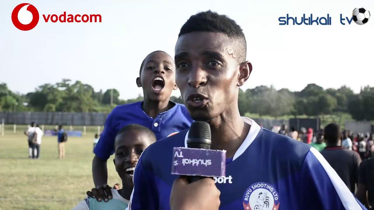 ALIYEWAUA MBAO HUYU HAPA ATUMA SALAMU MAJIMAJI FC