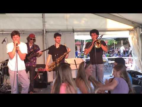 Redwood High School – Canopy – Marin County Fair, June 30, 2016