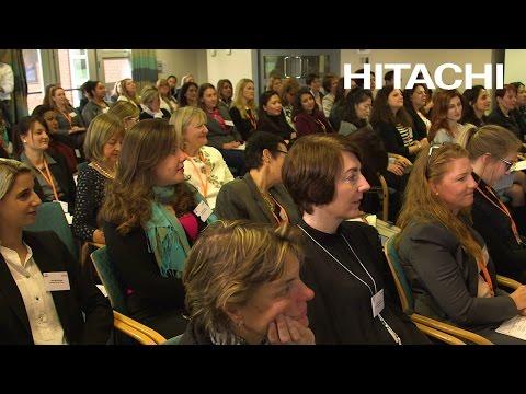 Hitachi Global Women's Summit 2016 - Hitachi