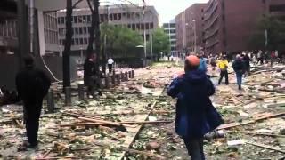 Oslo: Bomb blast near Norway prime minister