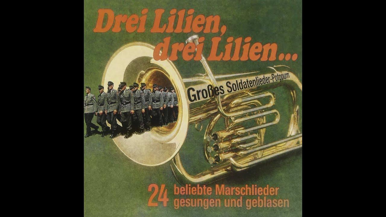 Download Drei Lilien drei Lilien Potpourri Musikkorps 6 der Bundeswehr (Reupload, original quality)