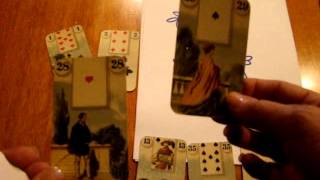 Video 1 of Memorizing the Lenormand Card Titles & Numbers