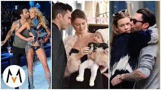 5 Facts About Adam Levine's Wife, Behati Prinsloo