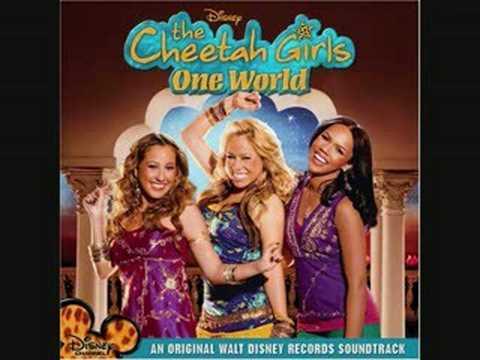 Feels Like Love - The Cheetah Girls - [One World OST]