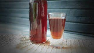 Настойка из терна на водке (самогоне) - рецепт