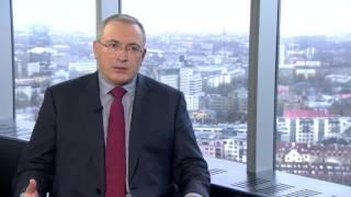 Эксклюзивное интервью с Михаилом Ходорковским