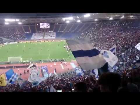 Lazio fans stadio olimpico di roma curva nord canta i giardini di marzo youtube - I giardini di marzo ristorante roma ...