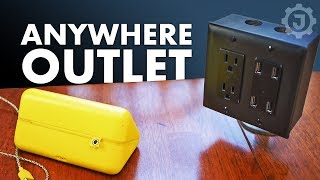 How to Add an Outlet Anywhere