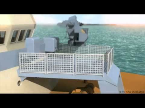 3d Animated Video for commercial maritime vessels -showreel-2010.flv