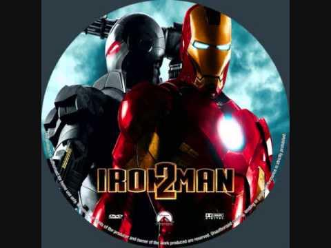 Phat Beat (Iron Man 2)