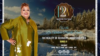 """Reality Of Recovery Series - """"Uninterrupted"""""""