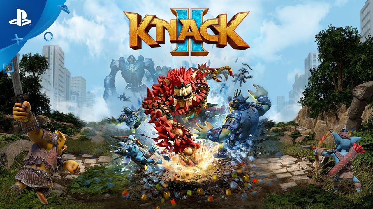 Risultati immagini per knack 2