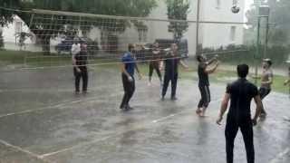 Волейбол на Окружной (Грозный)