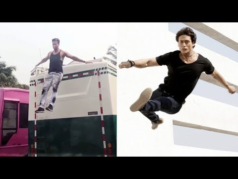 Tiger Shroff's Bus STUNT Video From Student Of The Year 2 LEAKED