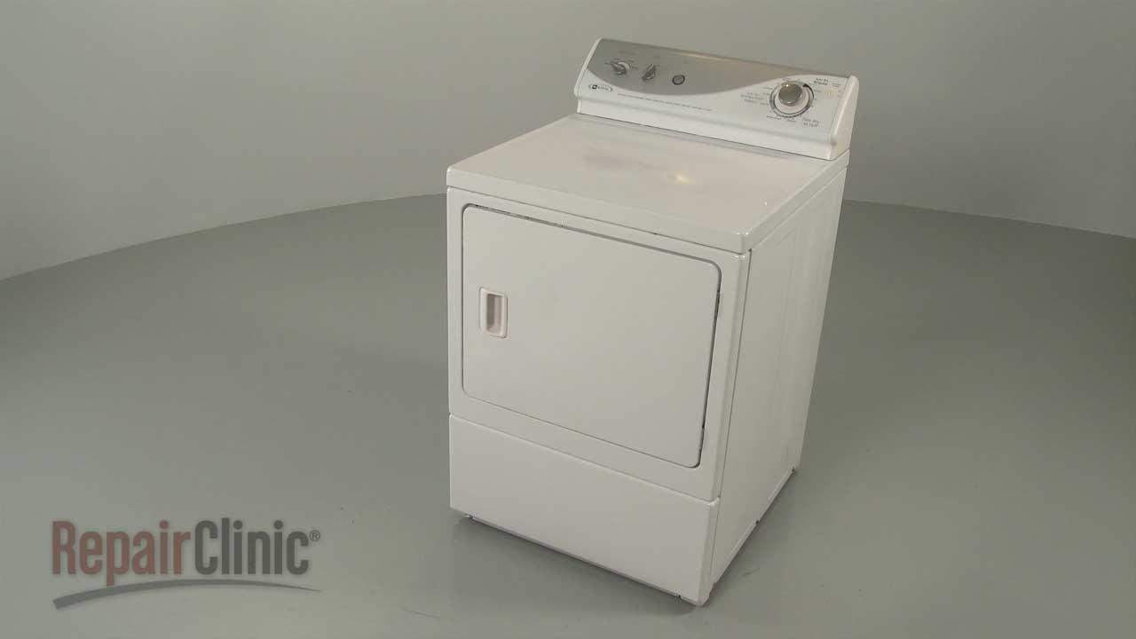 Maytag Dryer Disassembly Model Sdg3606aww Dryer Repair Help Youtube