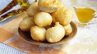Греческие пончики Лукумадес