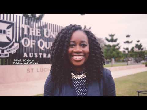 Meet Nifesimi, a UQ Ochsner medical student
