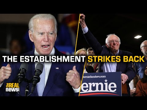 The Establishment Strikes Back: Biden Pulls Ahead on Super Tuesday