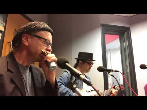 """BBC live RADIO"" Sussex playing ""IC SPECIAL"" - Joe Filisko & Eric Noden - July 27, 2017"