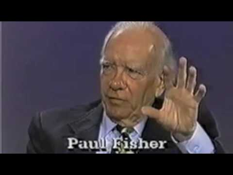 OSS Veteran Paul Fisher On Freemasonry's Hostility To The Catholic Church, Parts 1 & 2 Of 2