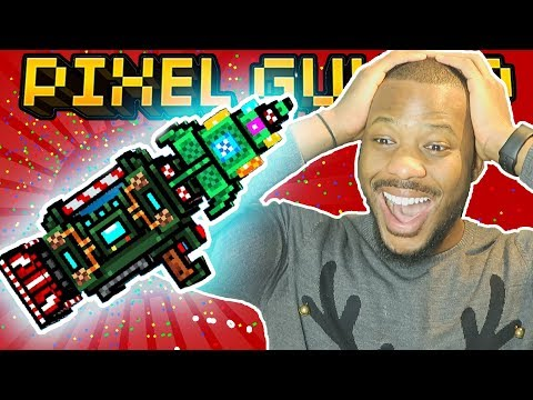 I UNLOCKED OP CHRISTMAS ULTIMATUM!!| Pixel Gun 3D
