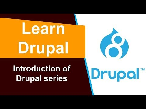 Learn Drupal - Introduction thumbnail