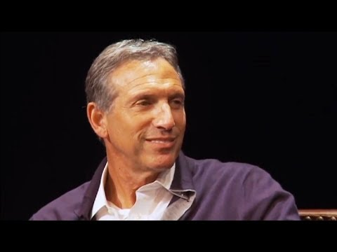 Starbucks CEO Howard Schultz: How to Be Strategic Thinkers | Inc.