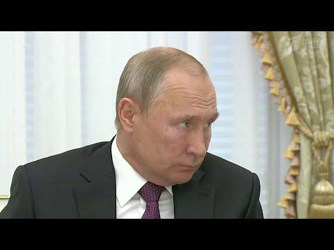 Владимир Путин дал поручения, касающиеся работников угольной промышленности.